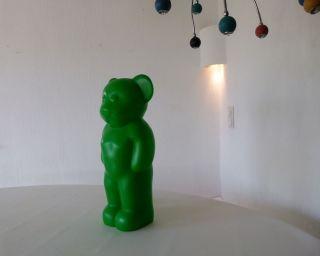 Elmar FlÖtotto LumibÄr Leuchte Der Grosse 58cm In Grün Designklassiker Bild