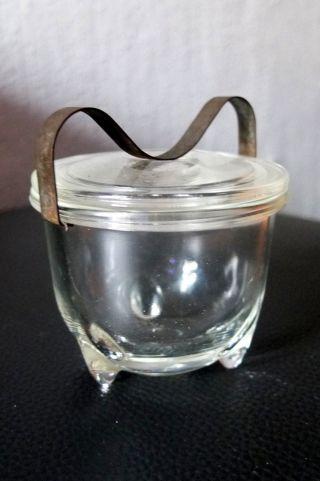 Alter Eierkocher Jenaer Glas Bild