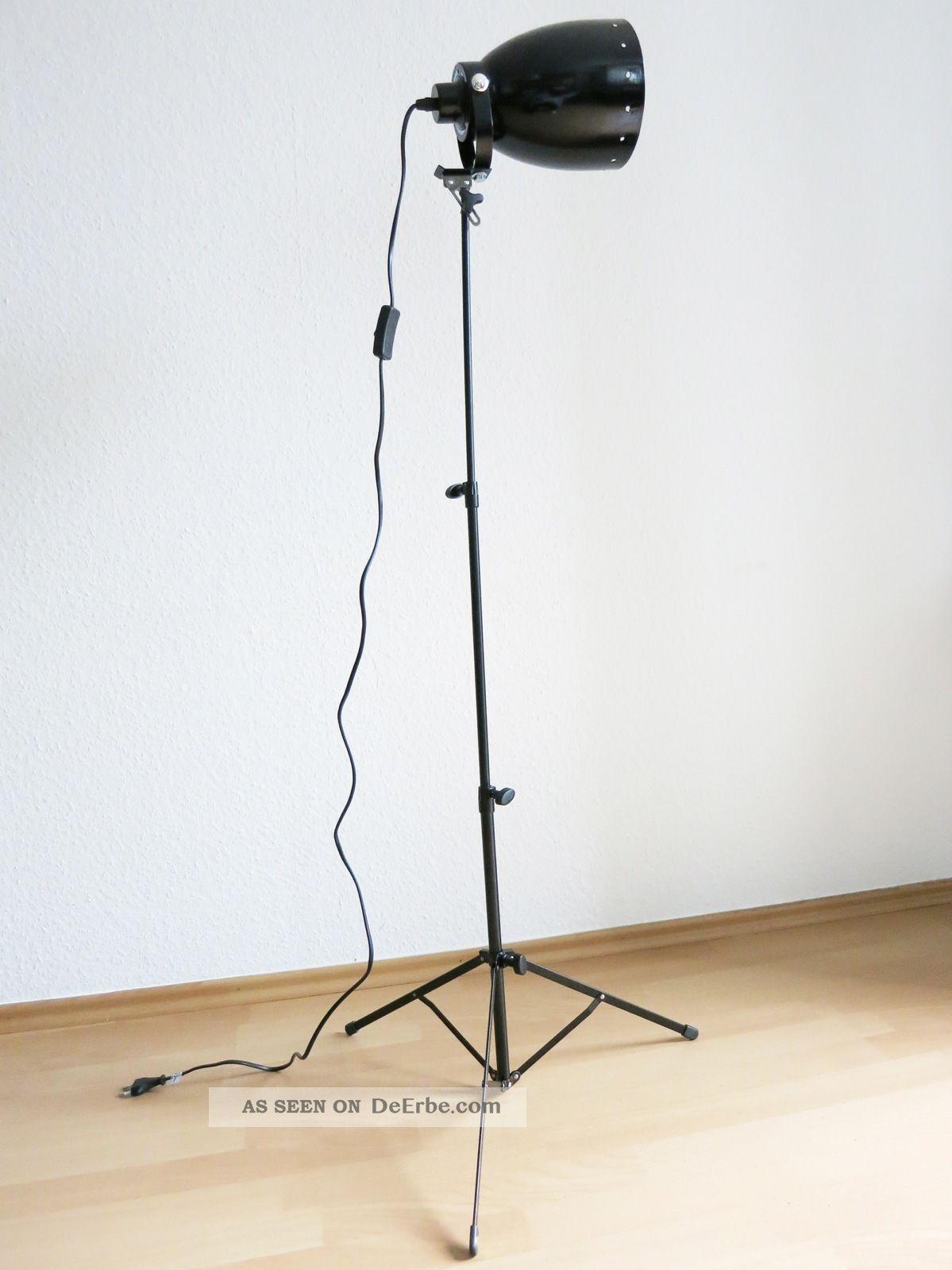 Tripod Bauhaus Leuchte Spot Foto Studio Tripodlamp Stehlampe