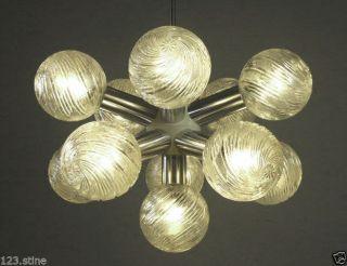 Sputnik Deckenleuchte Lampe Typ 2011/1 Ddr Palast Der Republik Gdr Bild