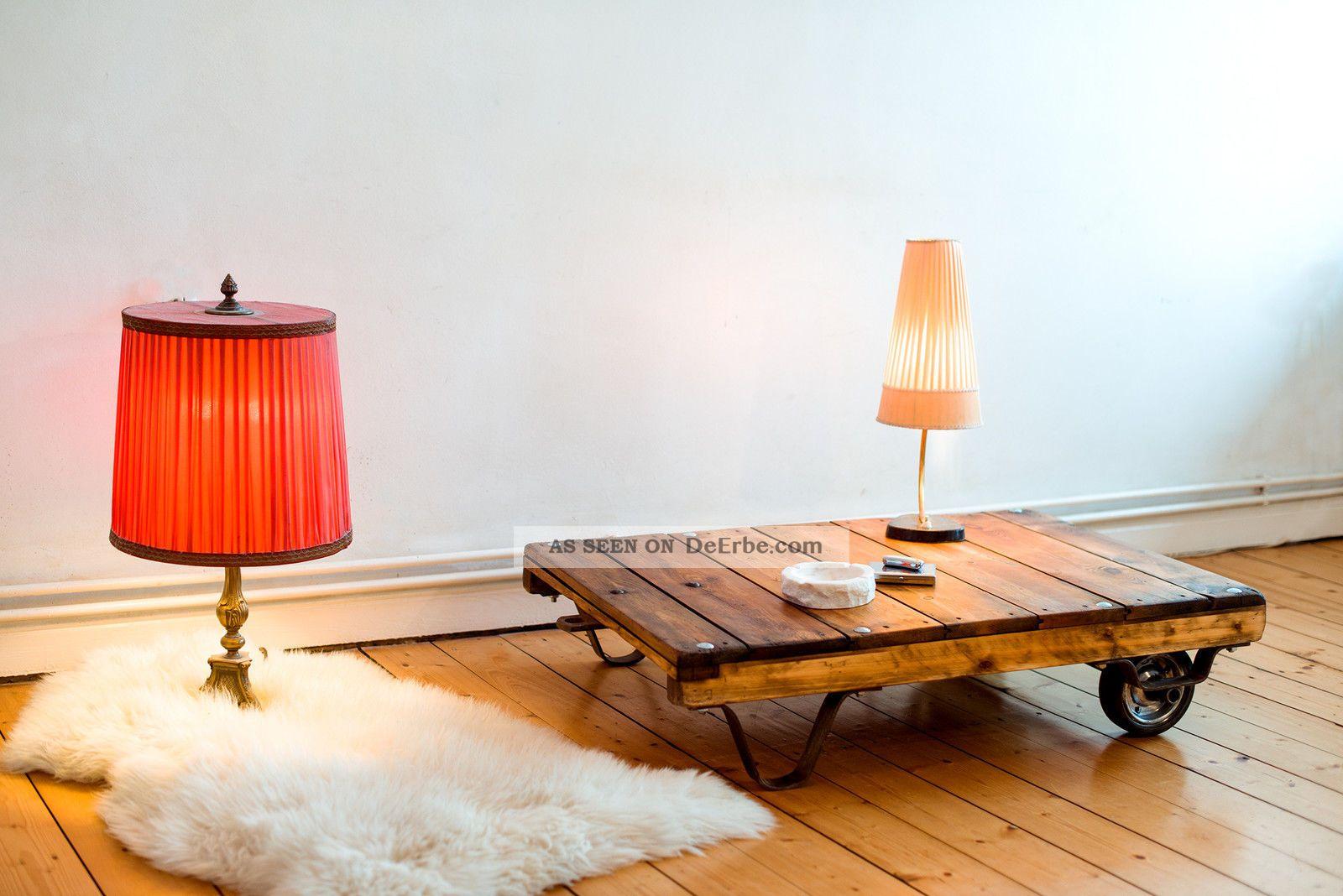 rollpalette industrie vintage coffeetable loft couchtisch liebevoll restauriert. Black Bedroom Furniture Sets. Home Design Ideas