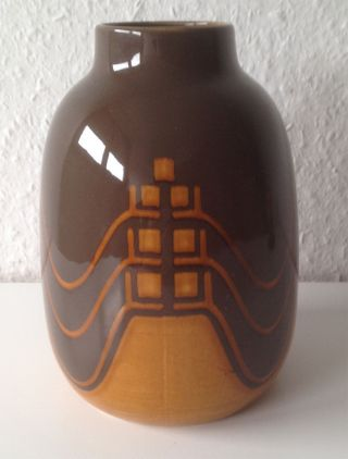 Vase Wächtersbach Atelier Christian Neureuther Jugendstil Bild