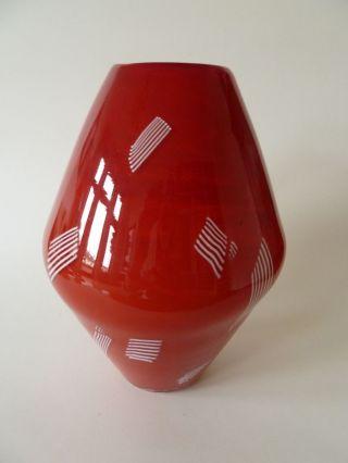 Murano - Vase Von Seguso Peter Kuchinke Bild