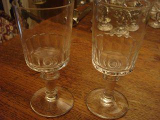 2 Antike Gläser Bild