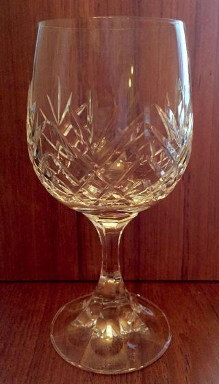 Sechs Weingläser Bild