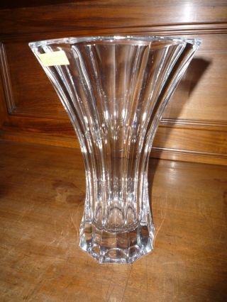 Bleikristall Vase Nachtmann Prunkvase Bild