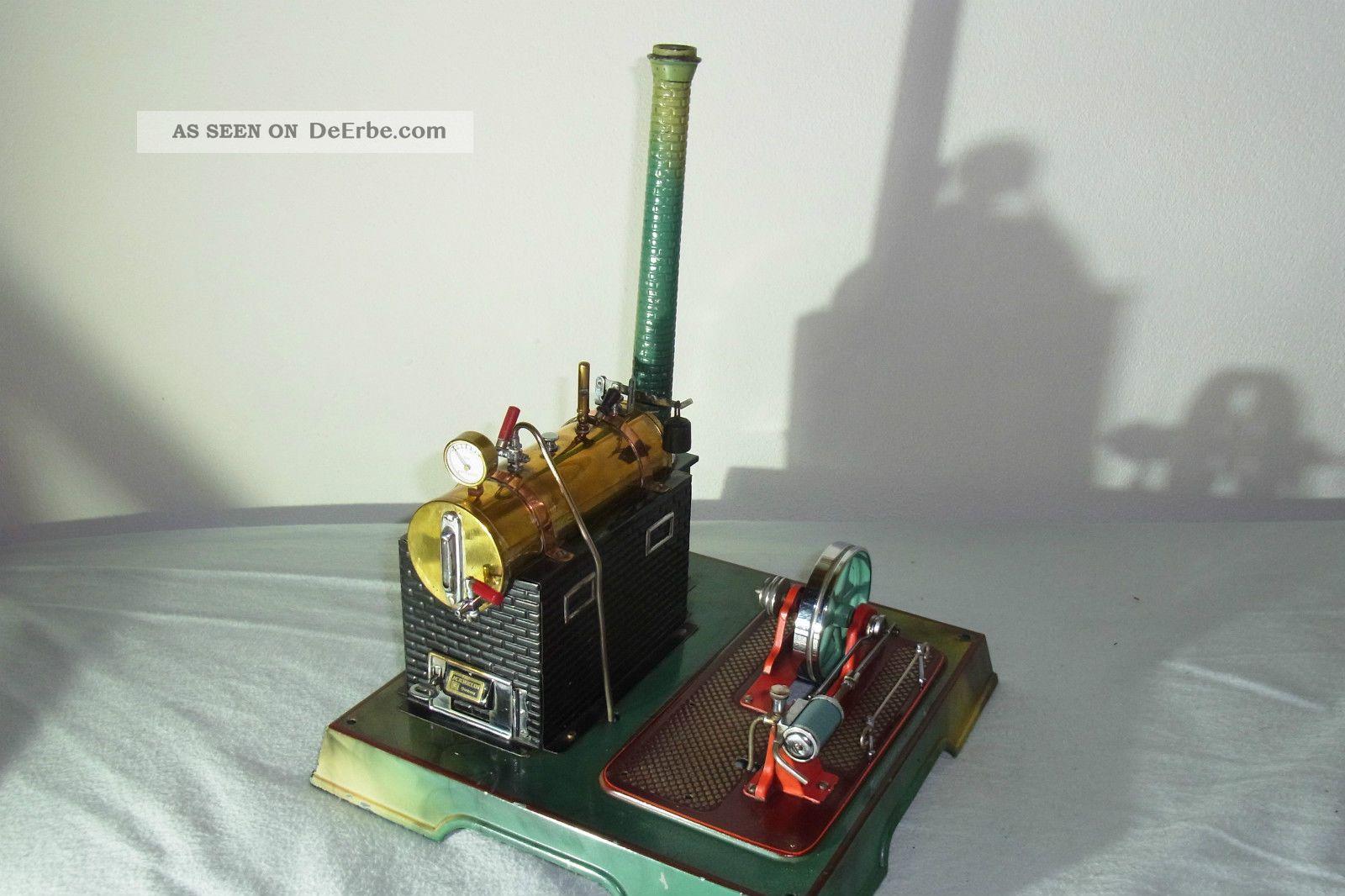 Märklin Dampfmaschine 4097/6 El,  Seltene Rarität Gefertigt vor 1945 Bild
