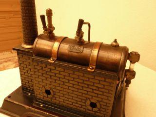 Dampfmaschine Von Märklin Bild