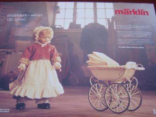 antikspielzeug puppen zubeh r puppenwagen nostalgieware nach 1970 antiquit ten. Black Bedroom Furniture Sets. Home Design Ideas