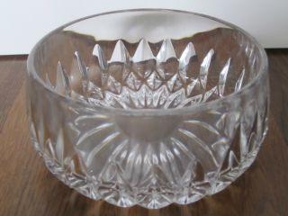 Glas - Schale Schüssel Schale Anbieterschale Gebäckschale Bild