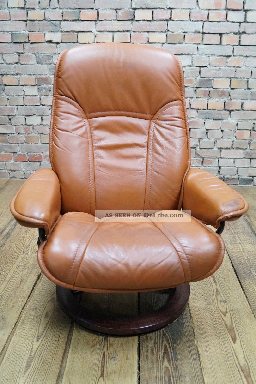 ekornes stressless leder relax sessel tv easy chair ledersessel bequemsessel. Black Bedroom Furniture Sets. Home Design Ideas