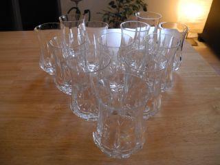 12 Biergläser Cristal Cabinet Wmf Kristallglas,  Hochwertig Bild