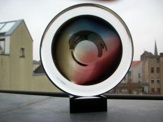 Xxl Murano Glas Skulptur Objekt Unikat 3kg 550gr Bild