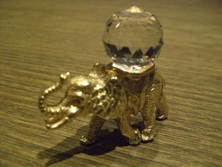 Swarovski Crystal Memories Elefant Rar Bild