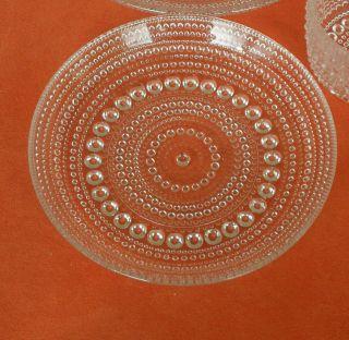 Tauperle - Arabia - Teller 14 Cm - 60erj - Glas Vintage/retro - Oiva Toikka Bild