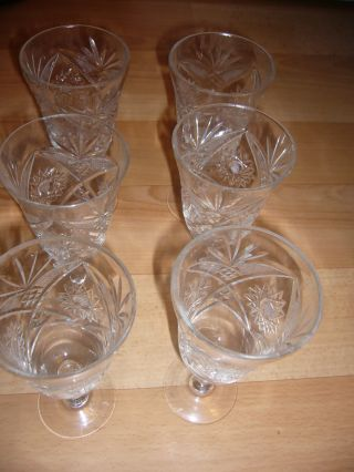 6 Alte Weinkelche Bild