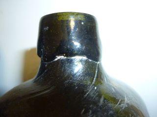 2 Alte Geneverflaschen Hoytema,  Seltene Kombi Gin - Case Bild