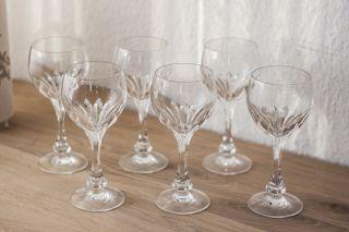 Nachtmann 24 Bleikristall Rotweingläser 6 St.  Gläser Isabella Bild