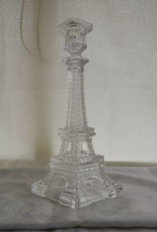 Wunderschöner Kerzenständer Leuchter Eifelturm Paris Bild