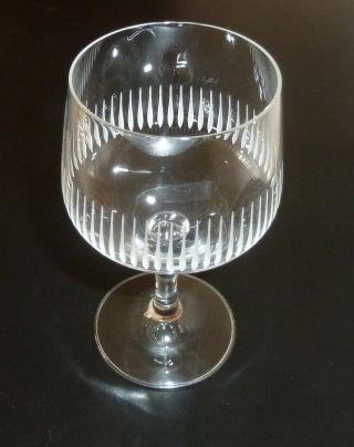 Antik 12 Weingläser ?poschinger Kristallglas? 50 - 60 Jahre Bild