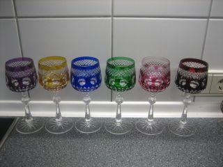 6 Weinrömer Kristallgläser Von Tritschler Winterhalder Bild