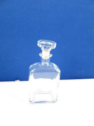 Amavel Edle Whisky Karaffe Alasdairt Verschluss Für 700 Ml Inhalt Flasche Bild