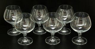 Rosenthal,  6 Tolle Cognacschwenker In Ovp Bild
