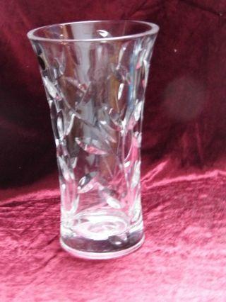 ,  Schnäppchen Aus Nachlaß: Sehr Schwere Vase Aus 24 Bleikristall, Bild
