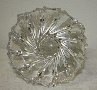 Kristallschale,  Bleikristall,  SchÜssel M.  6 Dessert -,  SalatschÄlchen, Bild