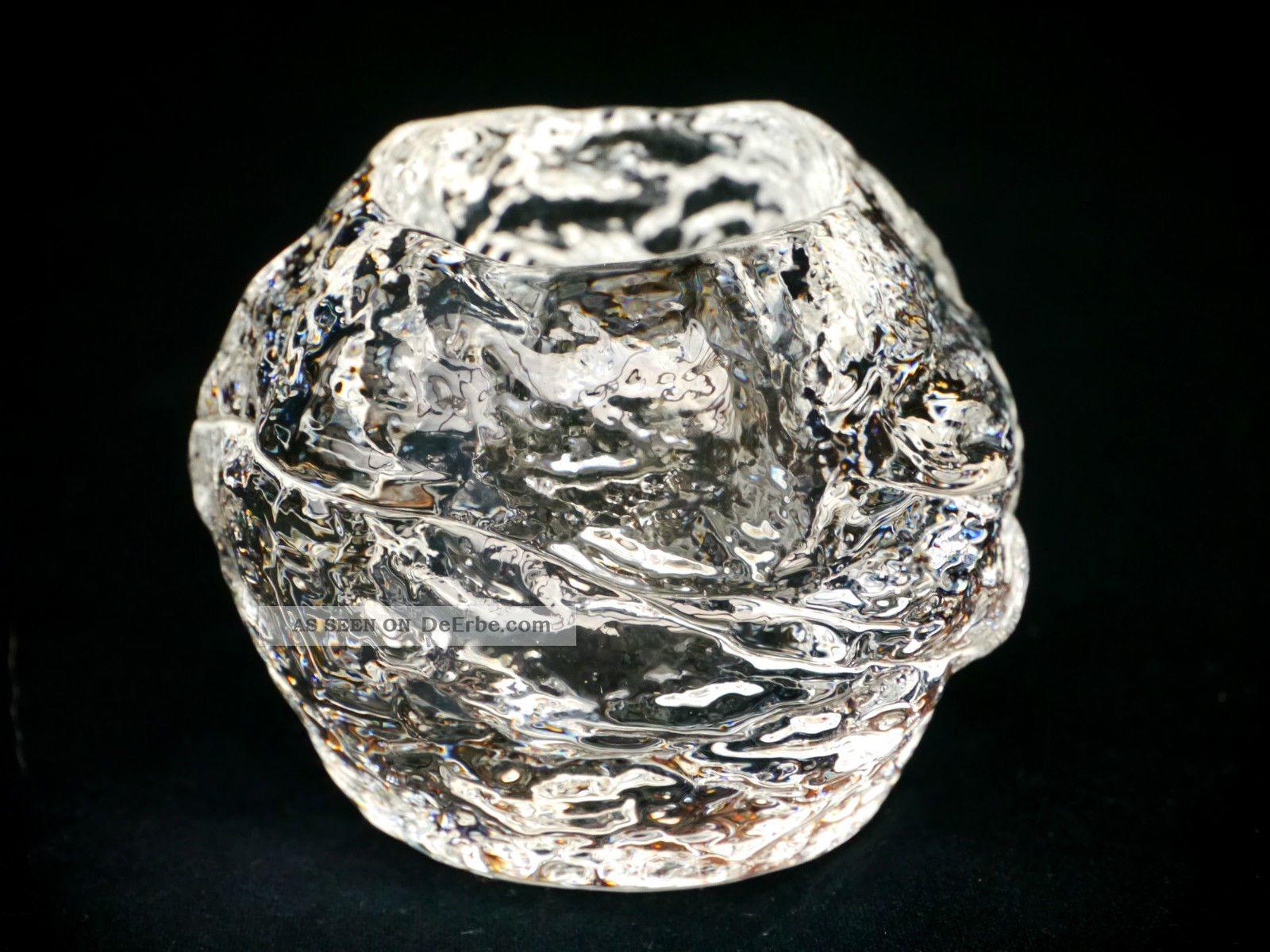 snowball kerzenhalter design ann w rff kosta boda teelichthalter 840 g schweden. Black Bedroom Furniture Sets. Home Design Ideas
