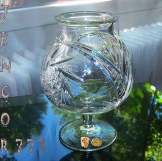 Nachtmann Bleikristall Bonboniere Pralinenschale Glas Astra Schleuderstern Bild