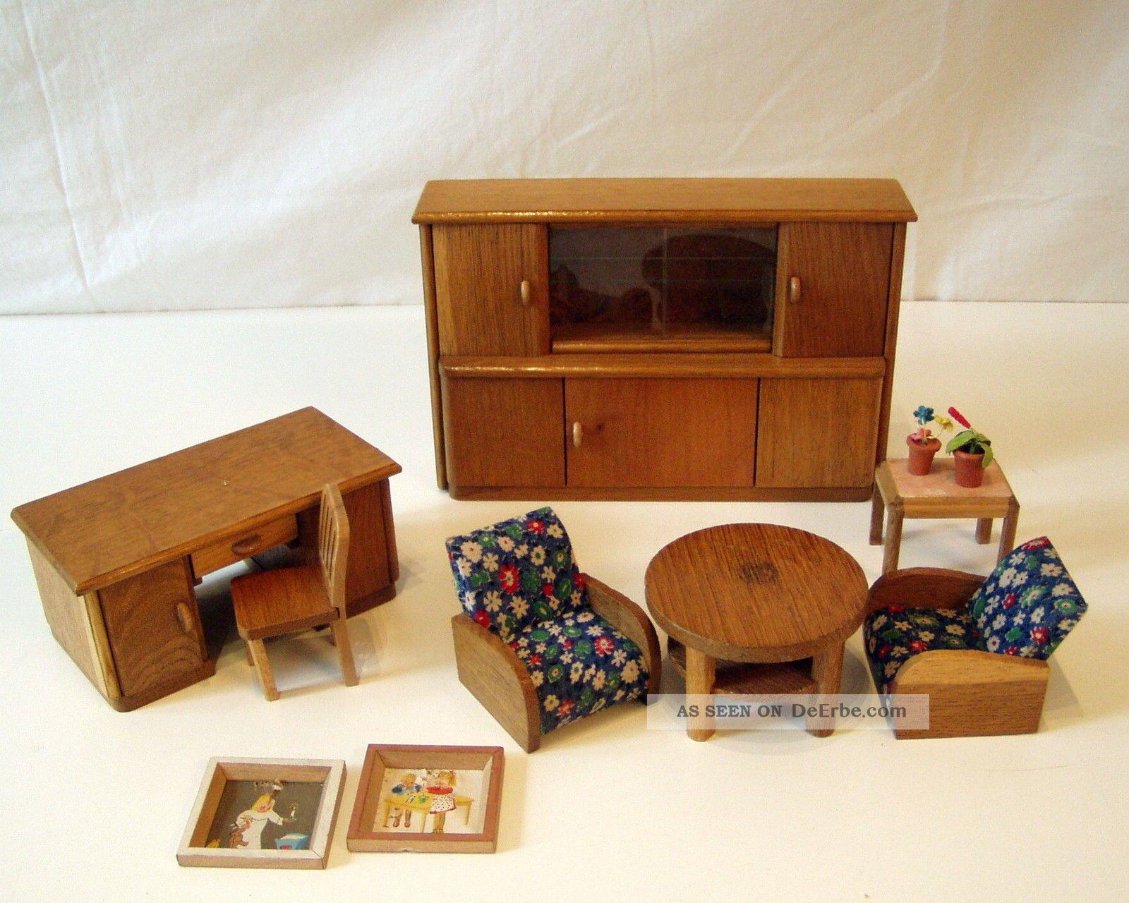 antikspielzeug - puppen & zubehör - puppenstubenzubehör - antiquitäten, Hause ideen