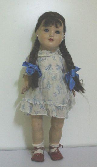 Antike Puppe Gemarkt G.  W.  50 Gustav Wohlleben Neustadt Bild