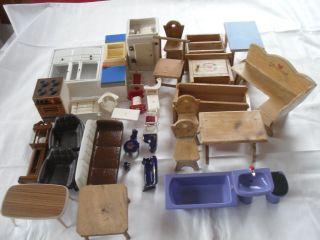 antikspielzeug puppen zubeh r puppenstubenzubeh r original gefertigt vor 1970. Black Bedroom Furniture Sets. Home Design Ideas