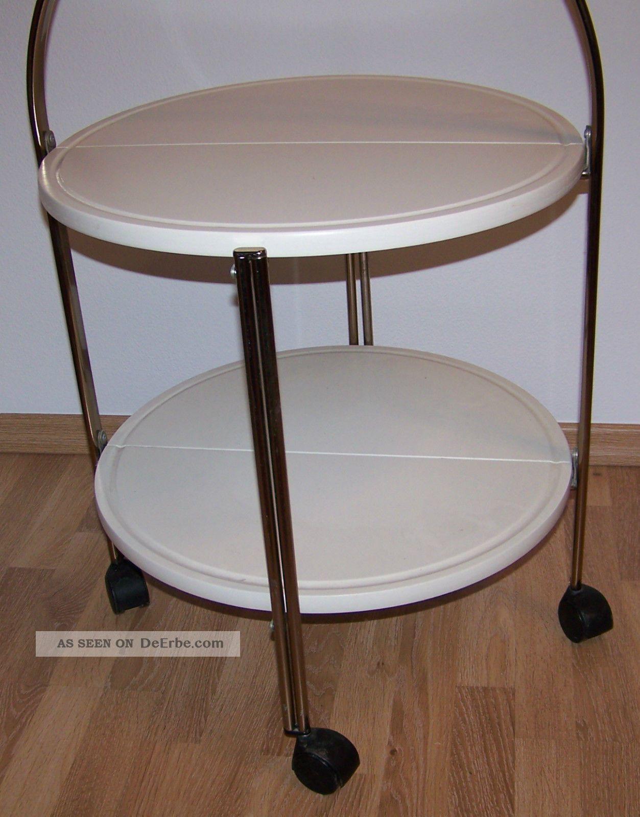 serviertisch mit rollen serviertisch unvalto in wei mit. Black Bedroom Furniture Sets. Home Design Ideas