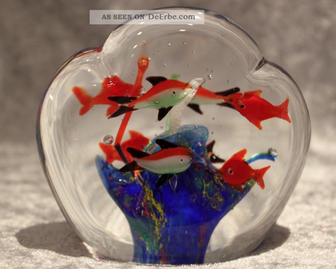 Glas  Kristall  MuranoGlas  Antiquitten