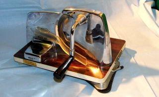 Alte Brotschneidemaschine Allesschneider Alexanderwerk 1950 Vintage Shabby Chic Bild