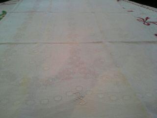 5 WunderschÖne Unterschied.  Antike Leinen Handtücher Unbenutzt Bild