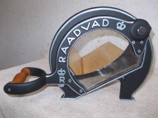 Aufgearbeitete Alte Raadvad Brotschneidemaschine,  Brotschneider,  Brotmaschine Bild