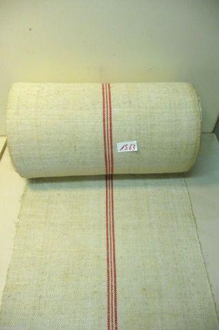 Nr.  1563.  Rolle Altes Leinen Bauernleinen Linen 32 M X 48 Cm Bild