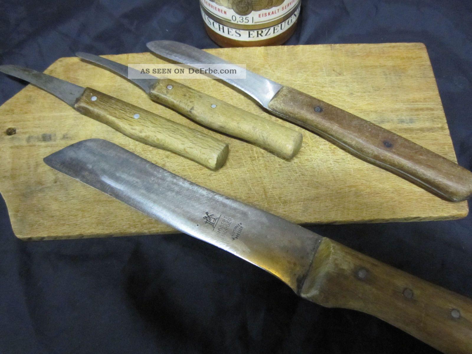 alte küchenmesser