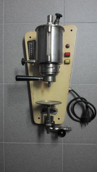 Rowenta - Mod.  Rasant - Wandkaffeemaschine - Rarität - Kaffeemaschine Bild