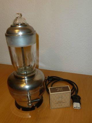 Kaffeemaschine Moccadur - 60er Jahre Ddr - Gepflegter Bild