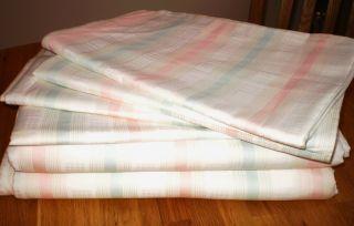 Haushalt textilien wei w sche wei w sche bett for Bett 60er jahre