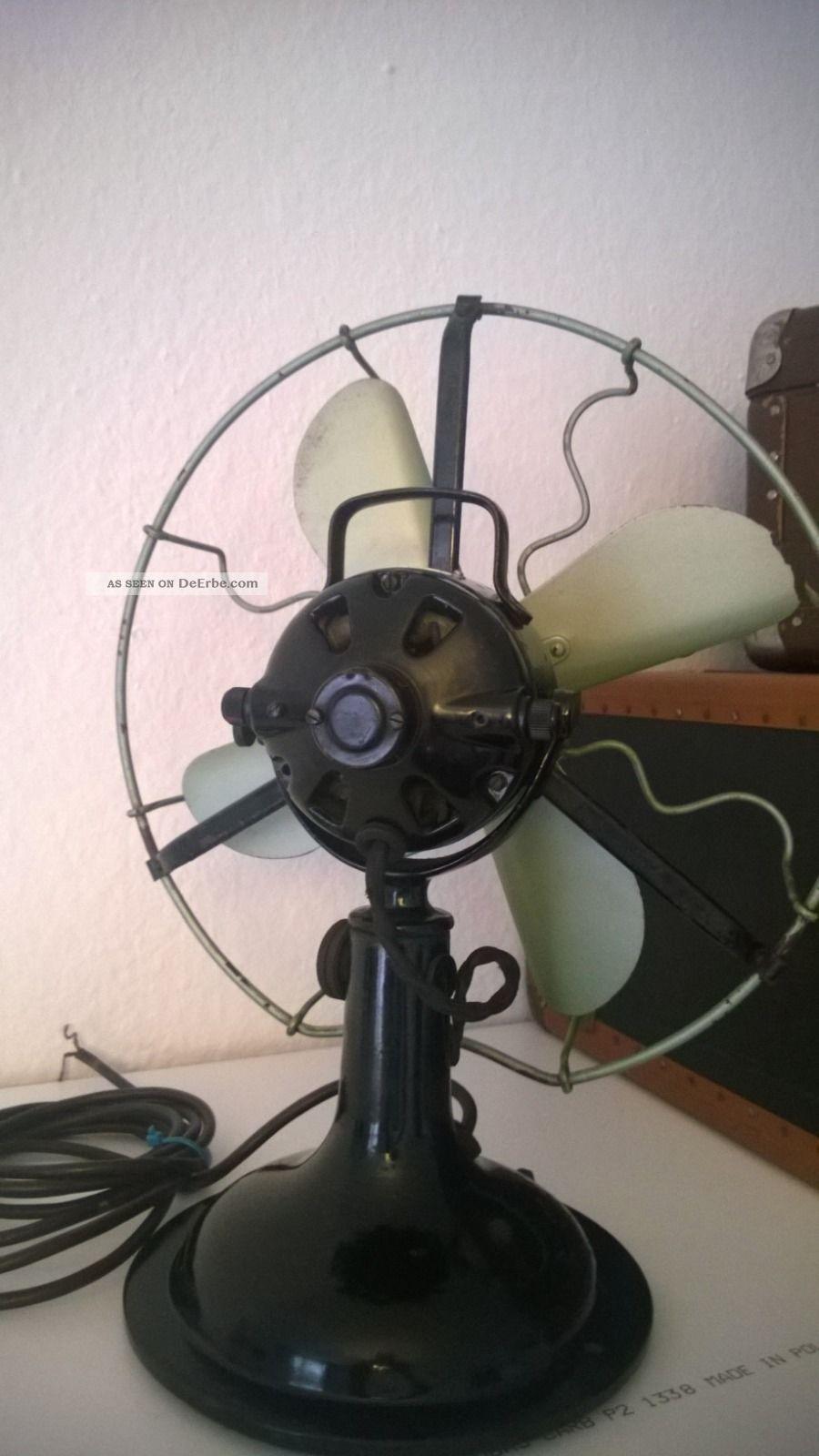 antiker gro er ventilator 1936 alter ventilator marelli vintage retro. Black Bedroom Furniture Sets. Home Design Ideas