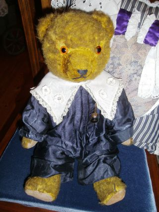 Antiker Teddybär Mit Brummstimme