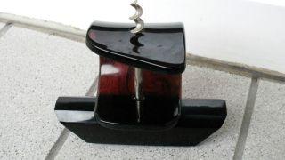 Dreko Made In Gdr/ddr - Korkenzieher Form Eines Segelbootes Horn? Bild