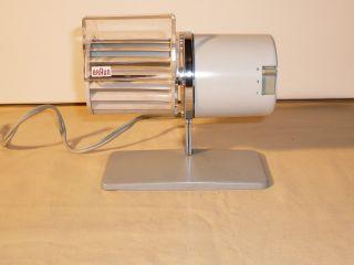 Braun Tischventilator Modell Hl 1,  Design Reinhold Weiss,  1961 Bild