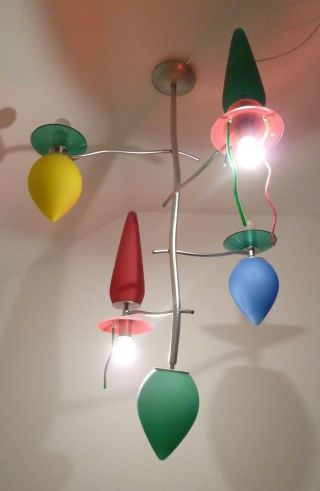 Artemide Design Pendelleuchte Giocasta,  1992 Bild
