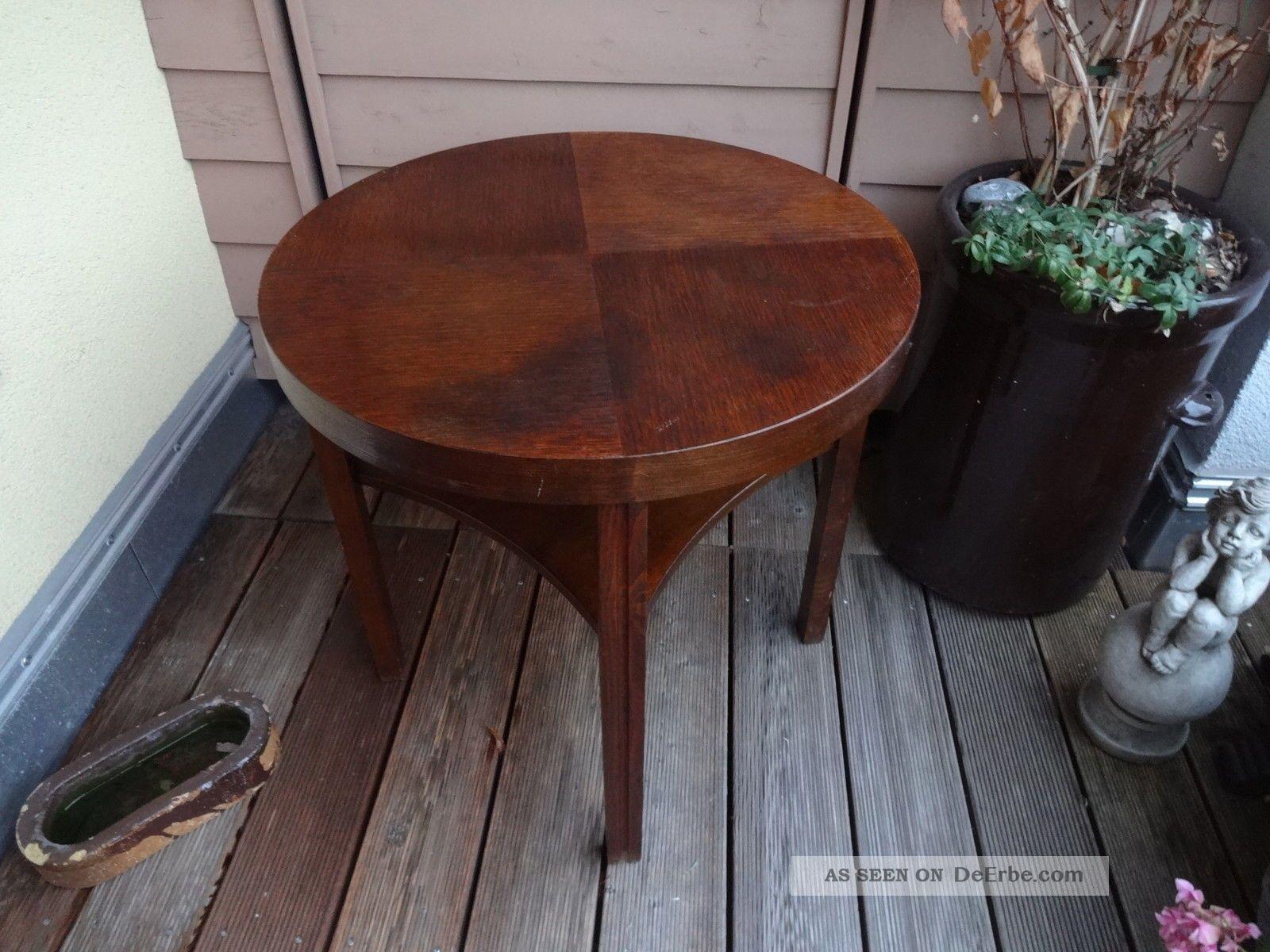 toller 30er jahre art deco bauhaus tisch beistelltisch. Black Bedroom Furniture Sets. Home Design Ideas
